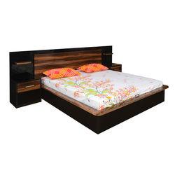 Plum Queen Bed,  plum