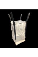 Bundle of 2 - Multi-Purpose Storage Bags, 45x45x90, 250 kg, 5: 1, Top: Open, Bottom: Flat