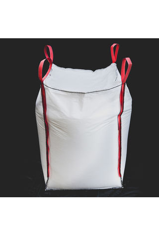 4 Panel Bags, 90x90x150, 1250 kg, 5: 1, Top: Skirt, Bottom: Flat