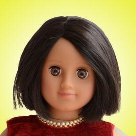 Taara Doll Package (Festive Gold)
