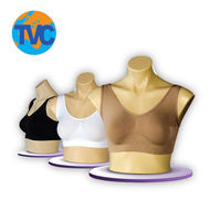 Air Bra, xl, black white skin