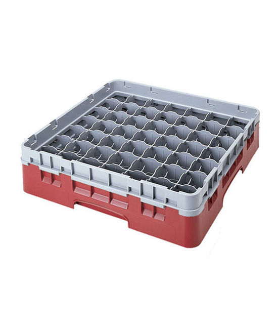 49 Compartment Washcrates with 1 Extender