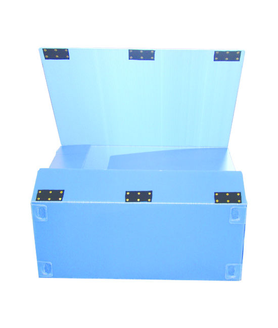 PP CORRUGATED BOXES FOR REVERSE LOGISTICS