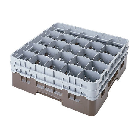 25 Compartment Washcrates with 2 Extender (5.2  )