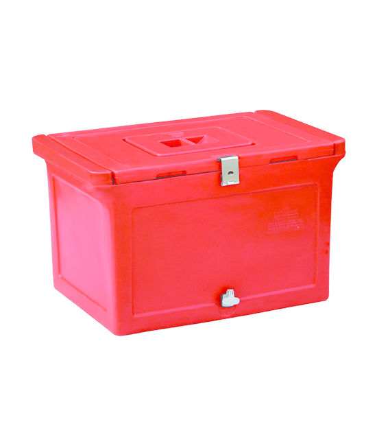25 Litre Ice Box, 25, with vending lid & tap