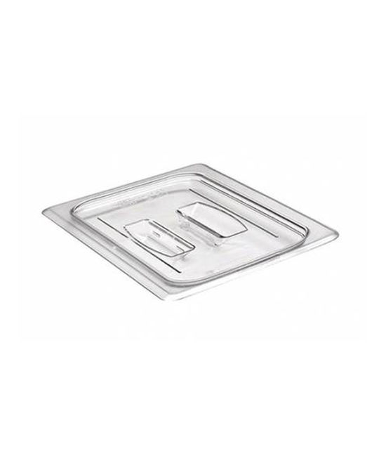 1/6 Size Flat Lid Cover with Handle GN Pans