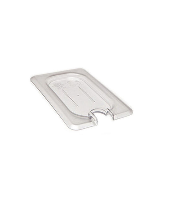 1/9 Size Flat Notched Cover for GN Pans