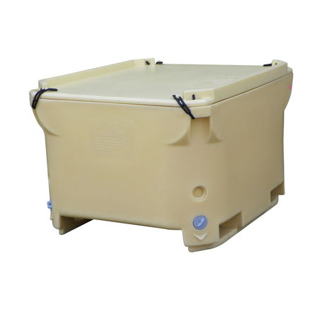 660 Litre Fish Tub (New Generation), 660, with central bottom legs