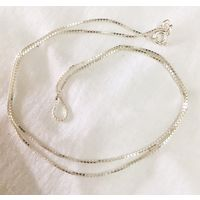 92.5 Sterling Silver Chain-SC005