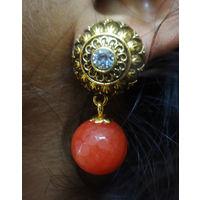 Beautiful modern take on earring-KEG107