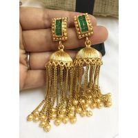 Long dangler earrings for women - KEG132