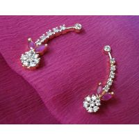 American diamond earrings-EG064