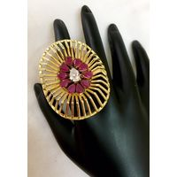 Indowestern finger ring for women - RG048