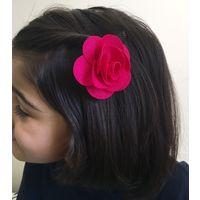 Kids Hairclip in flower design-KC010