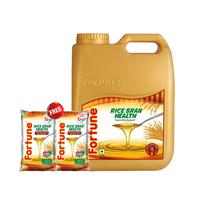 Fortune Rice Bran Health Oil, jar, 15 lt
