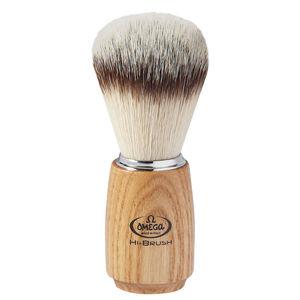 Omega 46150 HI-BRUSH 100% Synthetic Badger Imitation Shaving brush