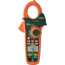 Extech EX623- 400A Dual Input AC/DC Clamp Meter+ NCV+ IR Thermometer (EXT28)