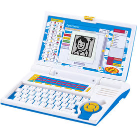 Surya English Learning Computer in Blue Colour
