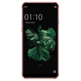 Kekai Model Candy Gio 4G Volte with 1 GB RAM Model with 5.5-inch 1080p Display, (Reliance Jio 4G Sim Support) 16 GB Internal Memory and 5 Mpix /5 Mpix Camera HD Smartphone in Red Colour