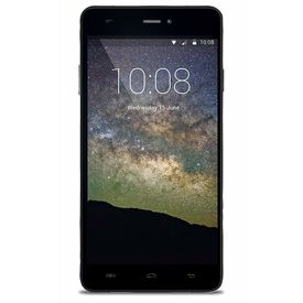 "Hyve Storm 4G 5"" Touch-screen 4G Jio Sim Support 2 GB RAM & 16 GB Internal Memory and 13 Mpix /5 Mpix Hd Smartphone in Grey Colour"