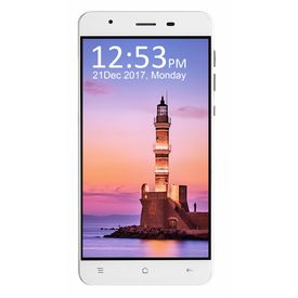 OKWU Sigma 4G VoLTE with 2 GB RAM Model with 5.0-inch 1080p display, (Reliance Jio 4G Sim Support) 16 GB Internal Memory and 13 Mpix /5 Mpix dual Camera HD Smartphone in Grey Colour
