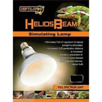Reptail pro HELIOSBEAM SIMULATING LAMP 125W