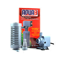 AquaB Multi-function Submersible Pump & Filter F-1000