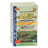 Ocean Free A-Z Super Beneficial Bacteria Water Treatment (50 Grams)