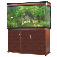 Boyu Large aquarium Fish Tank LH-1500, tank with cabinet