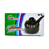 Jkeer Mist Maker with LED Light