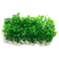 Champion Plastic Decoration Plant 8 Inches (Pack of 10)