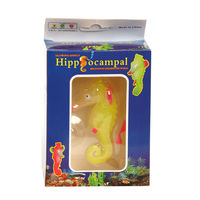 Hippocampal Glowing Sea Horse Decoration