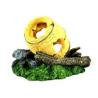 Boyu Aquarium Decoration CW-209-1(BROKEN BARREL)