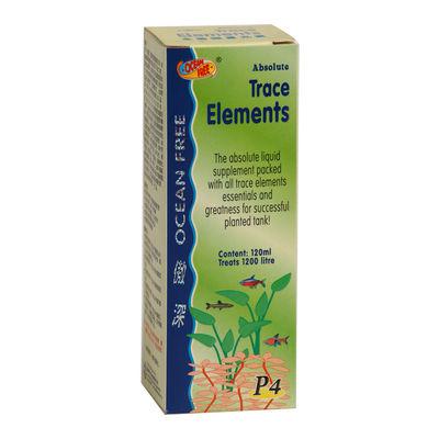 Ocean Free Trace Element P4 Fertilizer (120 Milli Litre)