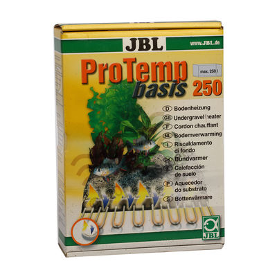 JBL Protemp Basis 250 Undergravel Aquarium Heater