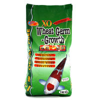 Ocean Free Xo Wheat Germ Growth Fish Food (1 Kilogram)