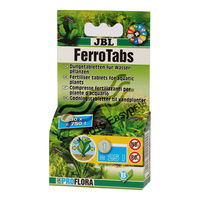 JBL Ferrotabs Plant Fertilizers (30 Tablets) - Underwater Plant Supplement