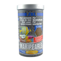 JBL Maripearls Premium Marine Fish Food (140 Grams)