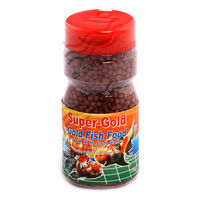 KW Super Gold Fish Food (100 Grams)