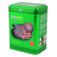 Oceanfree FH-G1 pro head medium Flowerhorn Food, 250 g