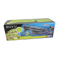 Boyu UVC Sterilamp UVC-36W - UV Light