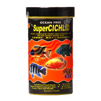 Ocean Free Super Cichlid Fish Food (90 Grams)