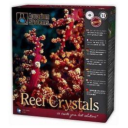 Aquarium Systems Reef Crystals Marine Salt (4 Kilograms)
