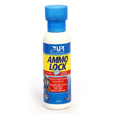 API Ammolock - Fish Treatment (118 Milli Litre)