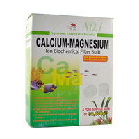 No 1 Aquarium Underwater Paradise Calcium Magnesium Ion Biochemical Filter Bulb (900 g)
