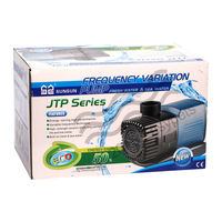 SunSun JTP - 4000 Frequency Variation Submersible Pump External Pump