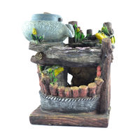Resin Fountain Table Top_ Model_ 5