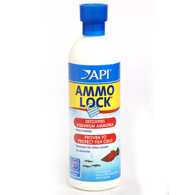 API Ammolock - Fish Treatment (473 Milli Litre)