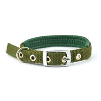 Easypets CONFORTFIT Dog Collar (Small) (Olive Green)