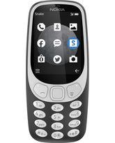 NOKIA 3310 3G DUAL SIM,  charcoal